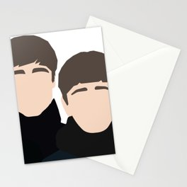 Fab Four Photoshoot Stationery Cards