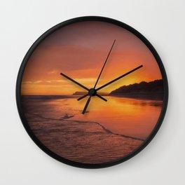 Early Sunrise Wall Clock