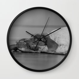 Please, play with me Wall Clock