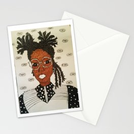 Miss Know it All Stationery Cards