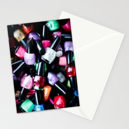 her options  Stationery Cards