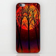 A SOLSTICE MOON - 118 iPhone & iPod Skin