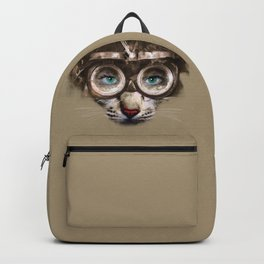 Steampunk Cat Backpack