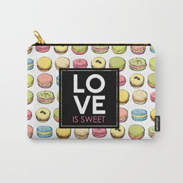 Love is sweet. Carry-All Pouch