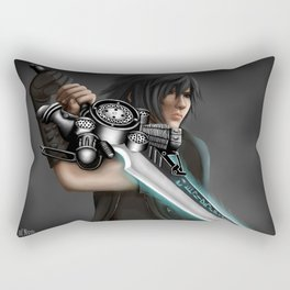 Noctis [Final Fantasy XV] Rectangular Pillow