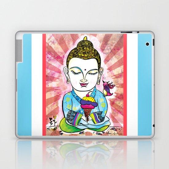 Buddha's Delight Laptop & iPad Skin