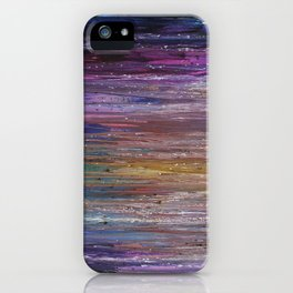 Underlying Layers iPhone Case