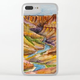 Grand Canyon National Park Clear iPhone Case