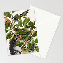 Twiggy Eyes Stationery Cards