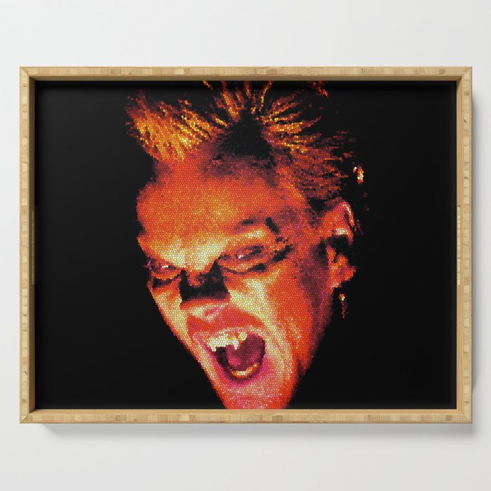 The Lost Boys David Stained Glass Serving Tray