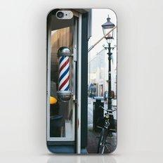 Vintage Barber iPhone & iPod Skin