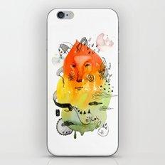 OrangeCloud iPhone & iPod Skin