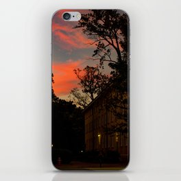 Old East at Sunset iPhone Skin