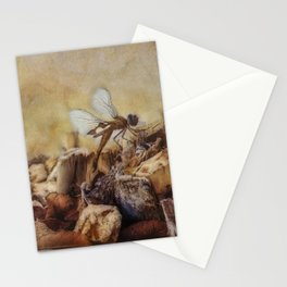 Respite of the Mosquito Hawk Stationery Cards