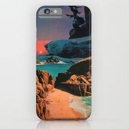 Heaven Lays Sleeping iPhone Case