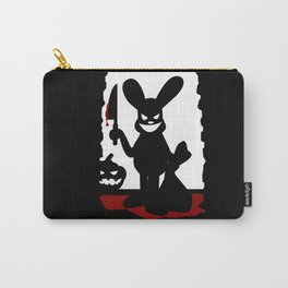 Bloody Rabbit Halloween version Carry-All Pouch