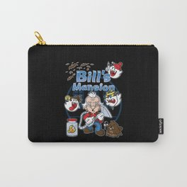 Bill's Mansion Carry-All Pouch