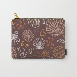 Deep-sea Treasures - warm Carry-All Pouch