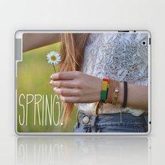 Waiting for Summer Laptop & iPad Skin