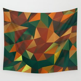 Polygonal Jammer Wall Tapestry