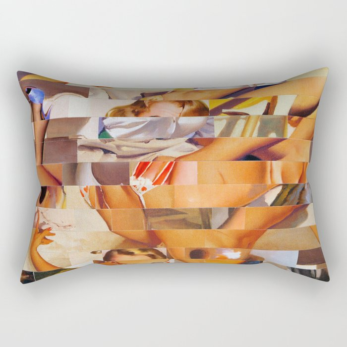 The Young and the Restless (Provenance Series) Rectangular Pillow