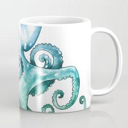 Dapper Octopus Coffee Mug