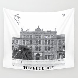 The Blue Boy Wall Tapestry