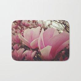 Wild Heart Pink Bath Mat