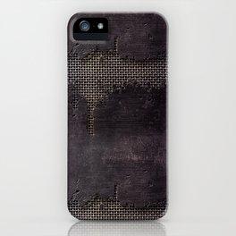 MutchDamage iPhone Case