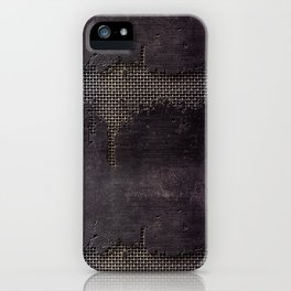 MutchDamage iPhone Case