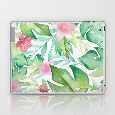FLOWERS WATERCOLOR 17 Laptop & iPad Skin