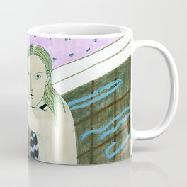empty pool Coffee Mug