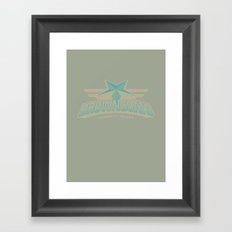 Browncoats Framed Art Print
