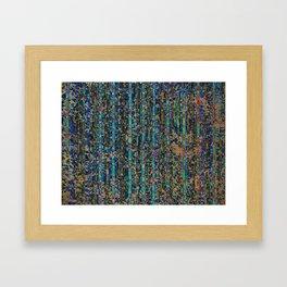 Stultitiae Laus (praise of folly) Framed Art Print