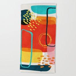 Ferra Beach Towel