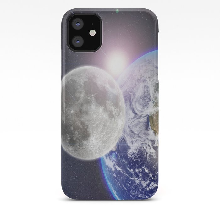 Space Travel iphone case