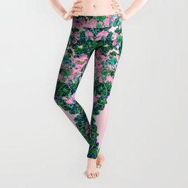 Cherry Blossom Girl Leggings