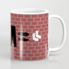 Off The Wall Icons Coffee Mug