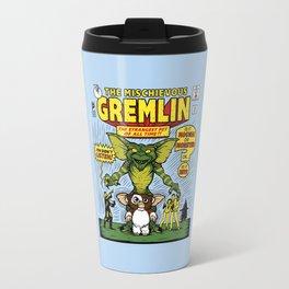 The Mischievous Gremlin Travel Mug