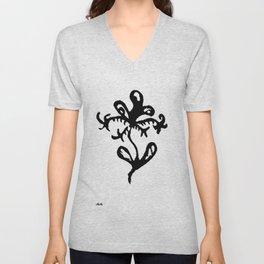 Blackflower Unisex V-Neck