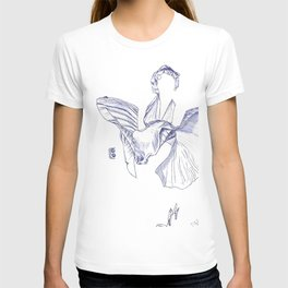 Gonez eta zorora T-shirt