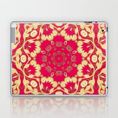 Cassy in Ruby Coral Laptop & iPad Skin