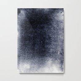 Black Mist Field Metal Print