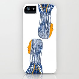 we are all intoxicated iPhone Case