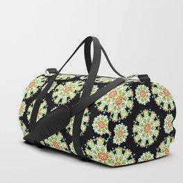 Firework Mandala Duffle Bag