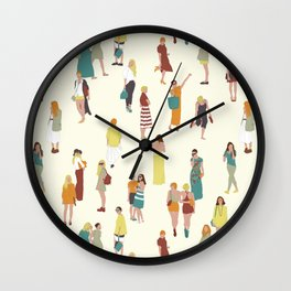 Ladies Wall Clock