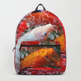 Gathering Koi Backpack