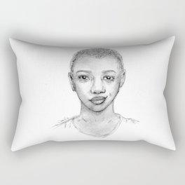 POUSSEY (OITNB) Rectangular Pillow