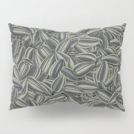 Pipas Mania (Spanish for sunflower seeds) Pillow Sham