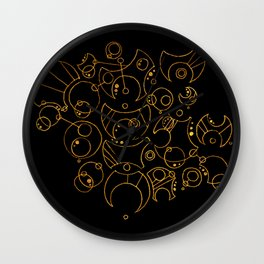 Oh The Places You'll Go! Wall Clock